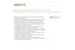 Sektor D 8*56 B Compact