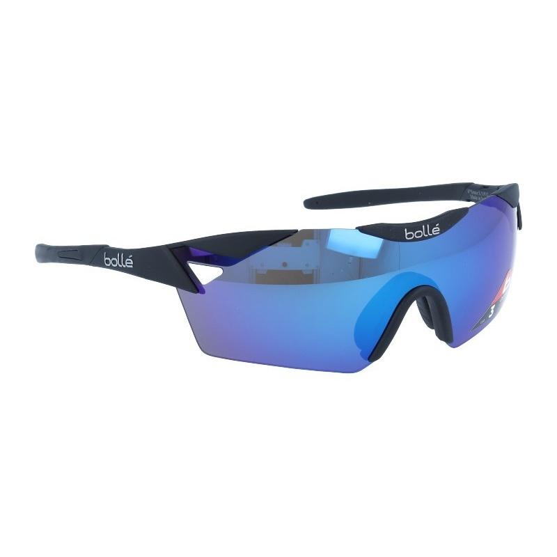 Bollé 6Th Sense S 11912 Matte Black/ Black Blue Violet Oleo