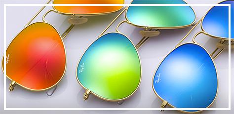 gafas ray ban aviator espejo baratas