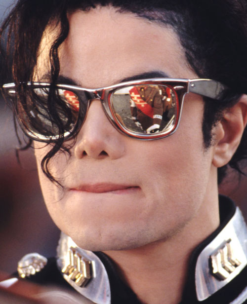Michael jackson fashion icon