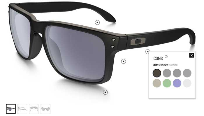Oakley Custom: your customized glasses