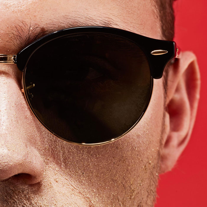 Discover the last RayBan release  RayBan Clubround - BlogVision c01ec37ea201