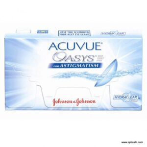 ACUVUE OASYS TORIC 3 MESES