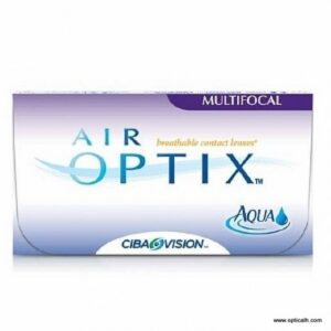 AIR OPTIX AQUA MULTIFOCAL 6 MESES