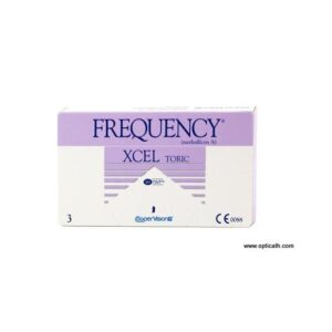 FREQUENCY XCEL TORIC XR 3 MESES