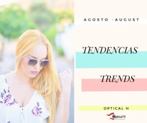 tendencias agosto