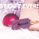 optical H xmas gift