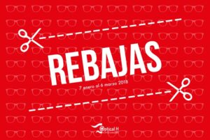 Rebajas opticalh 2018