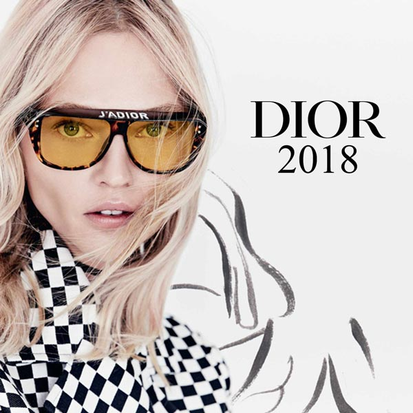 09750f0b1f97 ▷ 2018 Dior sunglasses - Models that will be trend