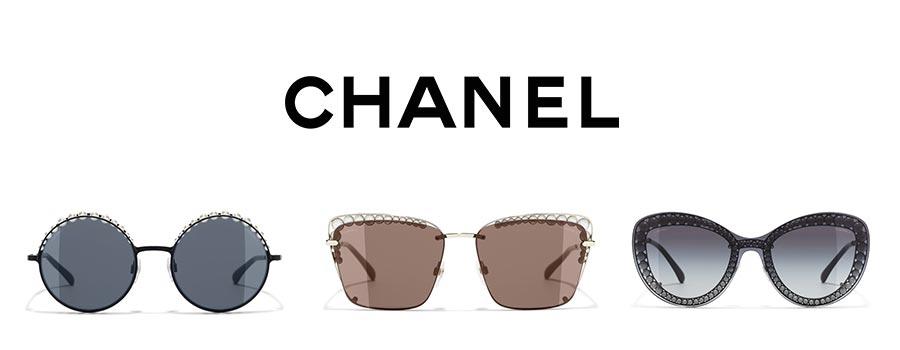 9ba6085d45000a gafas de sol chanel 2018. Chaque nouvelle saison, Chanel présente des ...