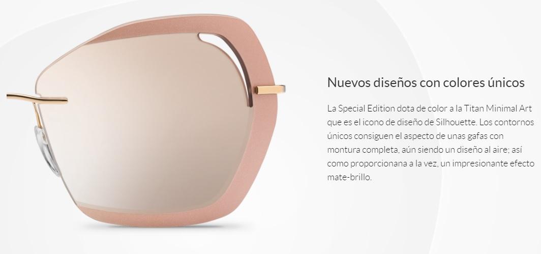 a83f11c8b4 ▷ Gafas Silhouette - Nuevos modelos 2019 - OpticalH