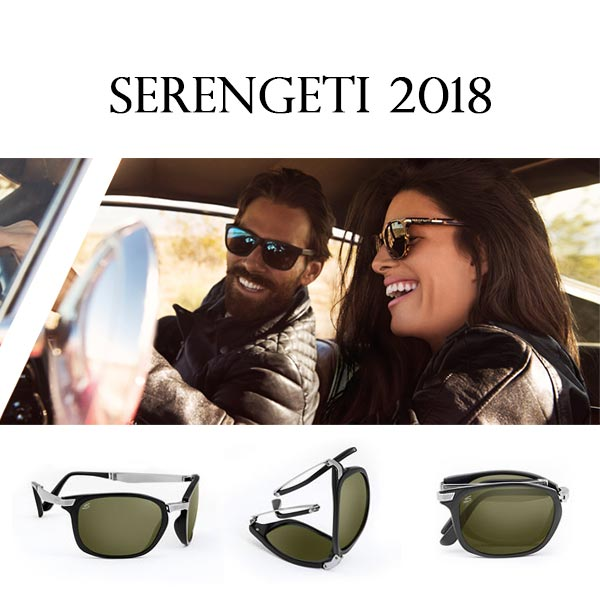 2018 Serengeti sunglasses - New collection with unique designs 5d781340445