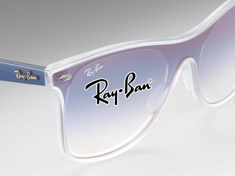 3bde4089215d4 Nuevos modelos de gafas Ray Ban Blaze - Colección 2018