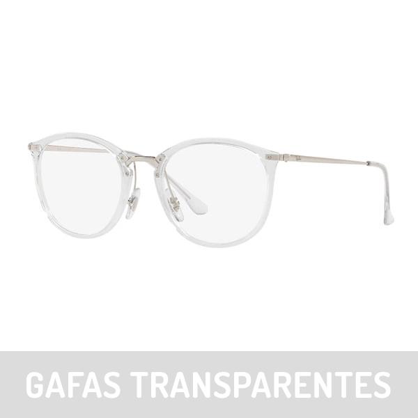 baratas para descuento c94fc 439b8 ▷ Gafas transparentes - Estilo moderno y atrevido para 2019