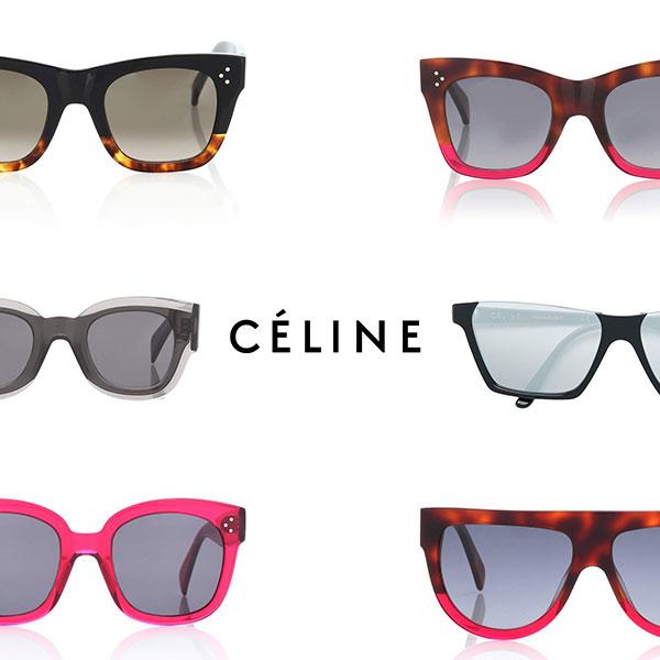 7ee79de46c ▷ Gafas Céline 2018 - Diseños únicos que marcan tendencia