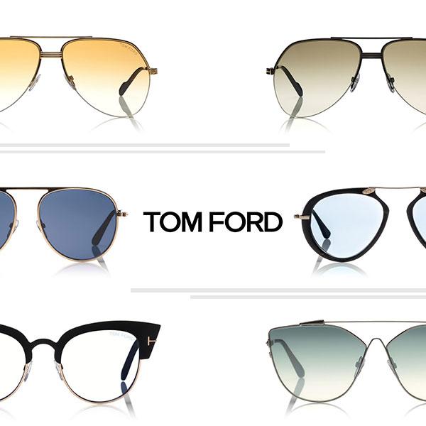 0f5731b9a9 ▷ Gafas Tom Ford 2018 - Nueva colección y tendencias