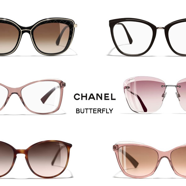 3d8a9916822 ▷ Chanel Butterfly s sunglasses - 2019 collection