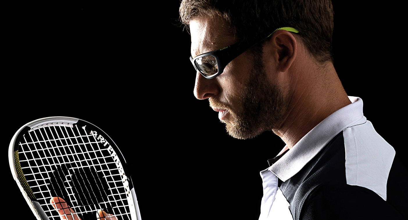 87027f169bc ▷ Tennis and paddle tennis glasses- OpticalH