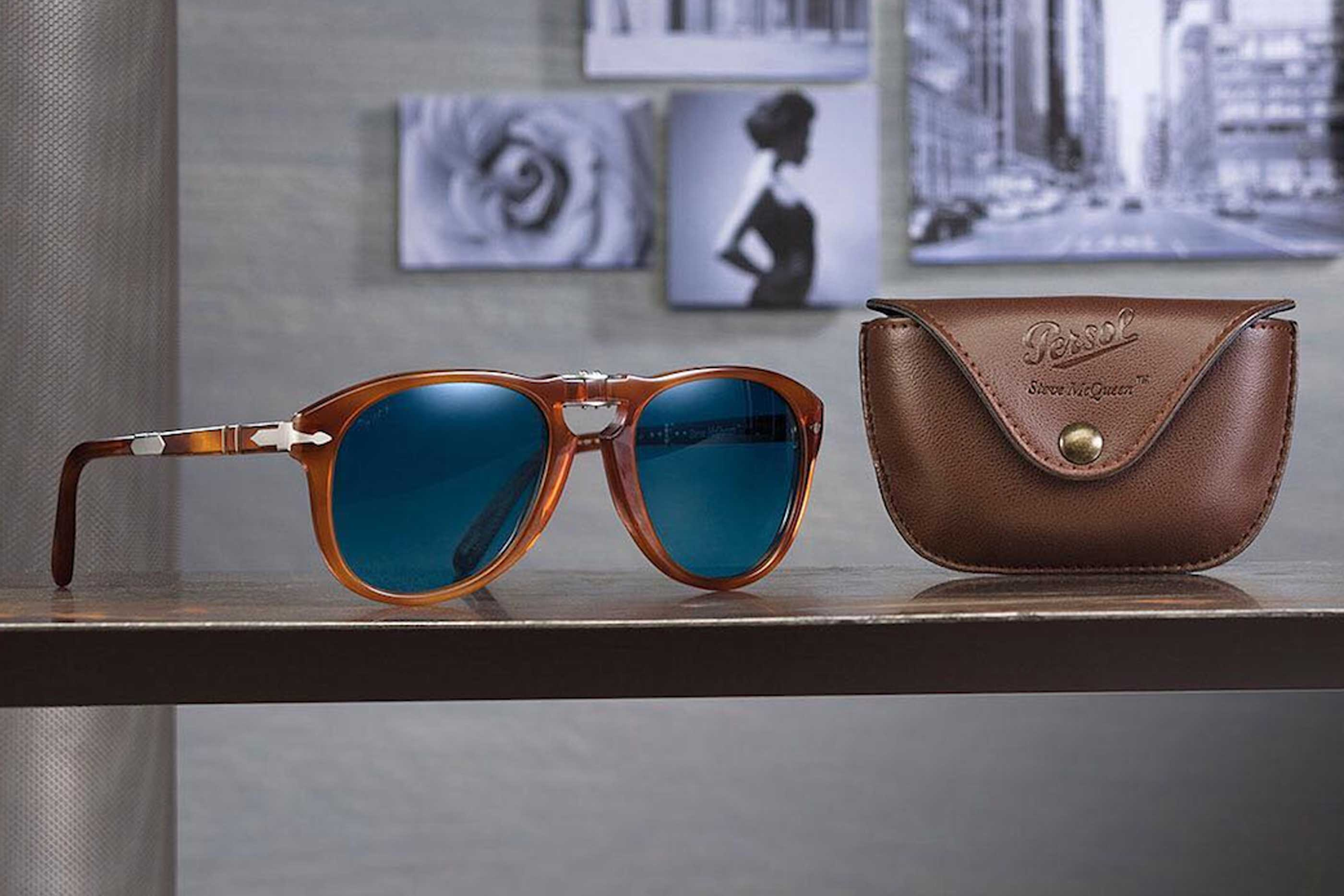 3eb58a5e79 ▷ Persol sunglasses by Steve McQueen – OpticalH