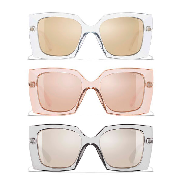 2019 Chanel Sunglasses Models That Will Be Trend
