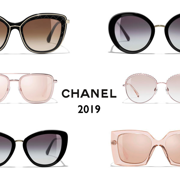 fd69fc30f52 ▷ 2019 Chanel sunglasses- Models that will be trend