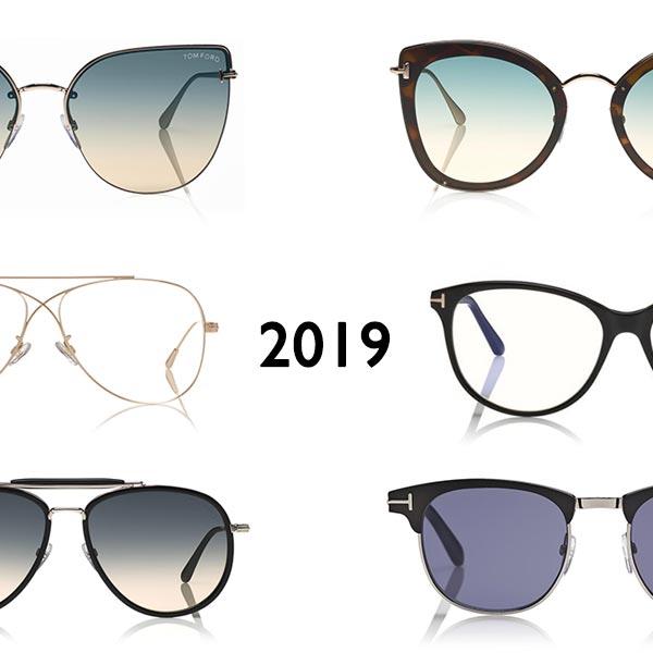 3c452007ee ▷ Gafas Tom Ford 2019 - Novedades que serán tendencia