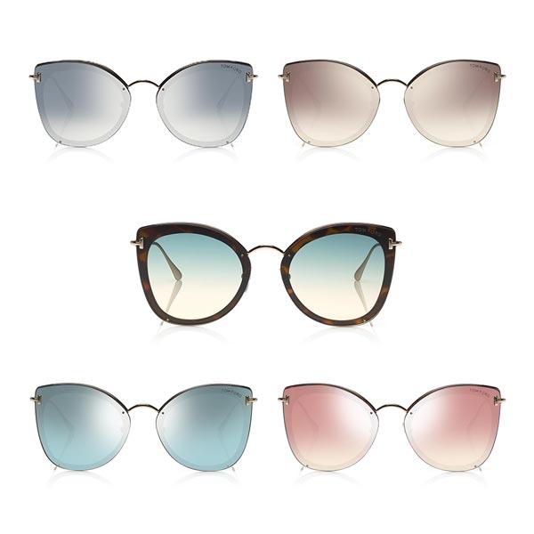 Tom Ford Charlotte sunglasses 657