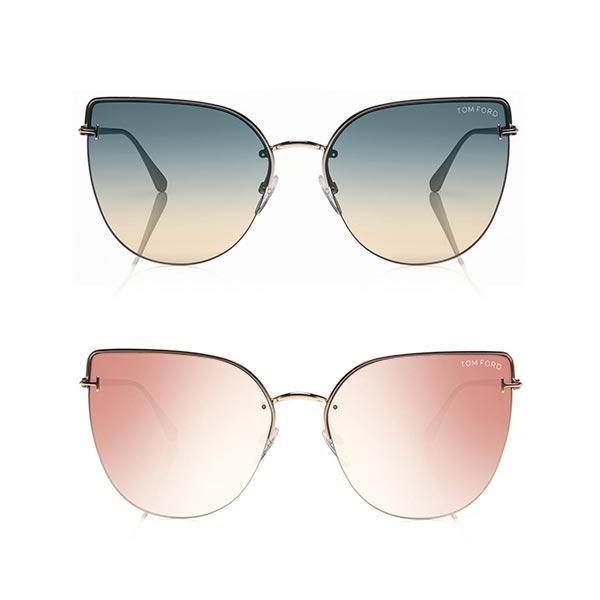 Tom Ford Ingrid sunglasses 652