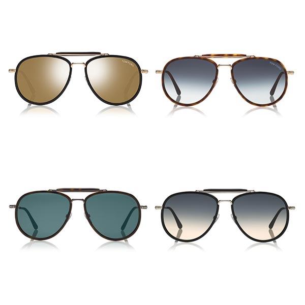 Tom Ford Tripp sunglasses 666