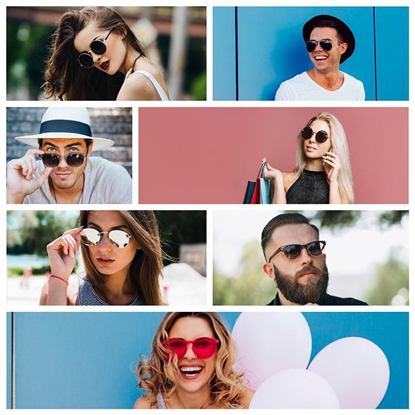 tendencias en gafas de sol