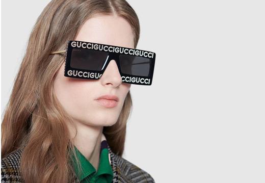 6e06b459fb Gucci, marca de lujo italiana con más de 94 años de experiencia destaca por  sus modelos de gafas de sol y graduado con diseños únicos y elegantes tanto  para ...