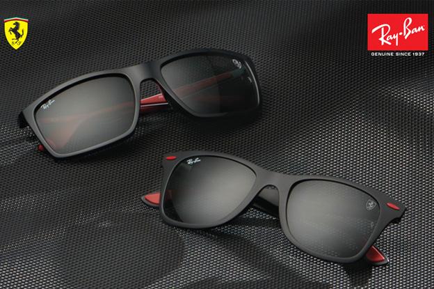 1a47ca39ef ▷ Gafas Ray Ban Ferrari - Colección 2019